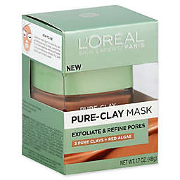 L'Oréal® Skin Expert 1.7 oz. Exfoliate & Refine Pores Pure-Clay Mask