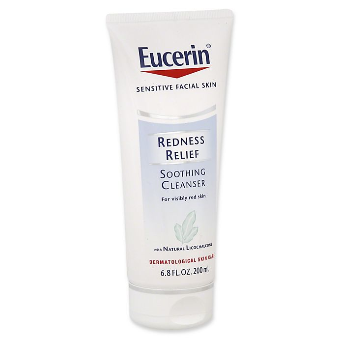 Alternate image 1 for Eucerin® Redness Relief 6.8 fl. oz. Soothing Cleanser