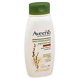 Aveeno® Active Naturals® 18 fl. oz. Daily Moisturizing Yogurt Body Wash in Vanilla and Oats