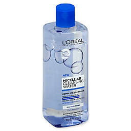L'Oréal® 13.5 fl. oz. Waterproof Micellar Cleansing Water for All Skin Types
