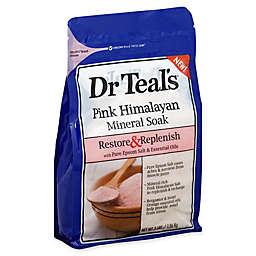 Dr. Teal's® 48 oz. Pink Himalayan Mineral Soak