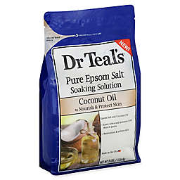 Dr. Teal's® 48 oz. Coconut Oil Soaking Solution with Pure Epsom Salt