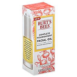 Burt's Bees® .51 fl. oz. Complete Nourishment Facial Oil