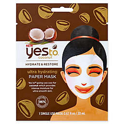 Yes to® Coconut 1-Count Ultra Hydrating Paper Mask