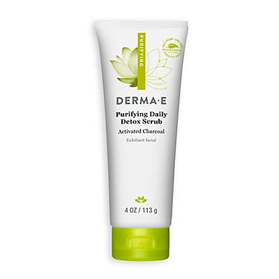 Derma E 4 oz. Purifying Daily Detox Scrub