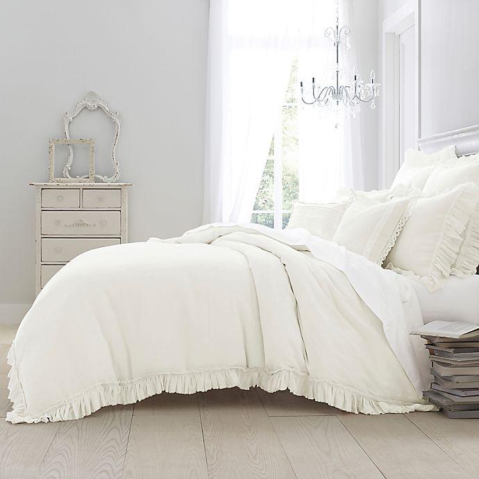 Alternate image 1 for Wamsutta® Vintage Washed Linen Duvet Cover
