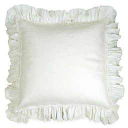 Wamsutta Reg Vintage Washed Linen European Pillow Sham