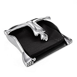Carrol Boyes Take a Bow Napkin Holder