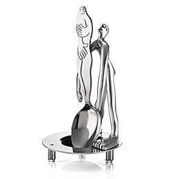 Carrol Boyes Woman/Man Upright Spoon Rest