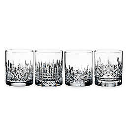 Waterford® Lismore Evolution Double Old Fashioned Glasses (Set of 4)