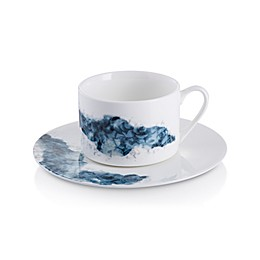 Carrol Boyes Moody Bloom Cup and Saucer