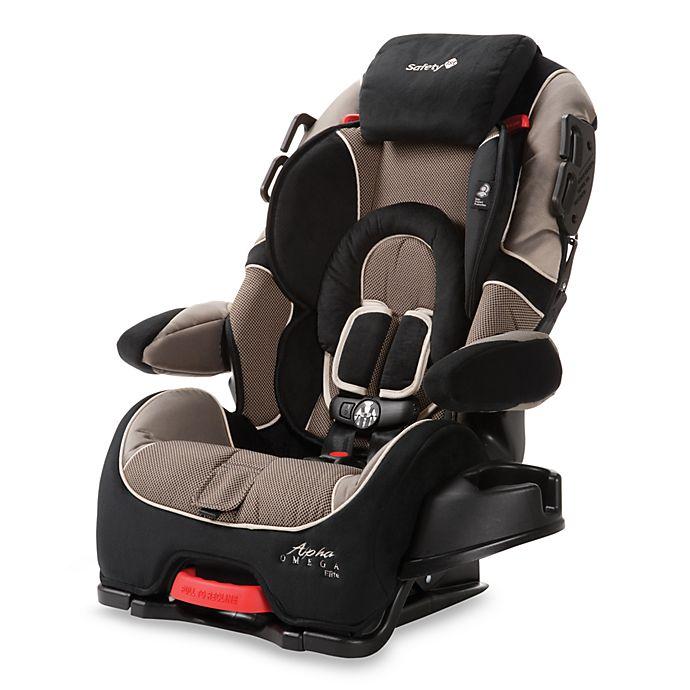 Safety 1stR Alpha Omega EliteTM Convertible Car Seat