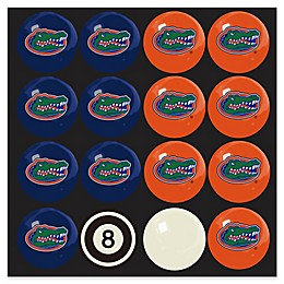 Collegiate Home vs. Away Billiard Ball Set Collection