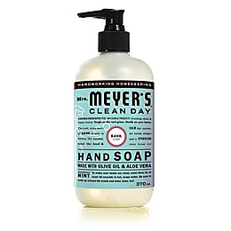 Mrs. Meyer's® Clean Day Aromatherapeutic Basil 370 mL Liquid Hand Soap