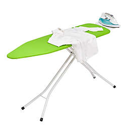 Honey-Can-Do®  Adjustable Stand-Up Ironing Board with Iron Rest