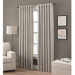 Grayson Rod Pocket/Back Tab Window Curtain Panel
