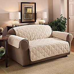 Faux Suede Furniture Protector Collection