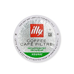 Keurig® K-Cup® Pack 10-Count illy® Decaffeinated Coffee