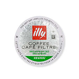 illy® Decaffeinated Coffee Keurig® K-Cup® Pods 10-Count
