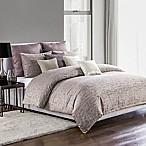 Highline Bedding Co. Driftwood Full/Queen Comforter Set in Plum