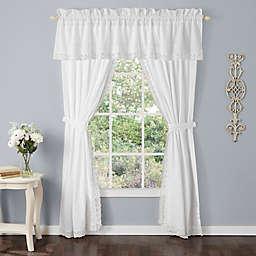 Laura Ashley® Annabella Window Valance in White