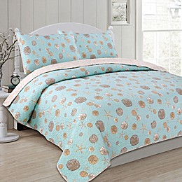 Panama Jack® Sanibel Reversible Quilt Set