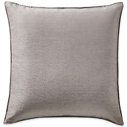 Highline Bedding Co. Driftwood European Pillow Sham in Plum