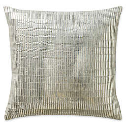 Highline Bedding Co. Driftwood Paillette Square Throw Pillow