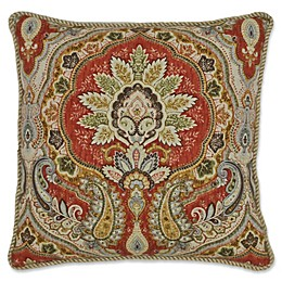 Rose Tree Harrogate Square Throw Pillow