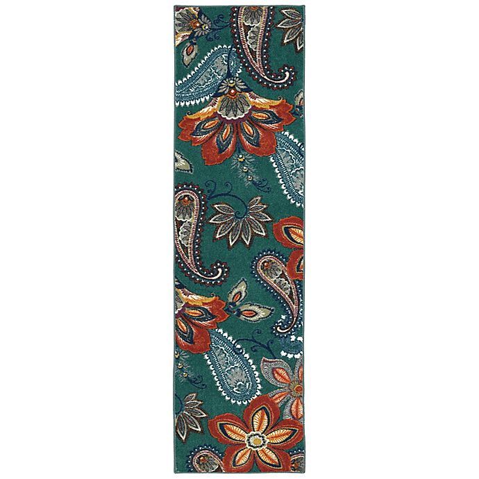 Alternate image 1 for Mohawk Home Whinston Multicolored 2-Foot x 5-Foot Runner