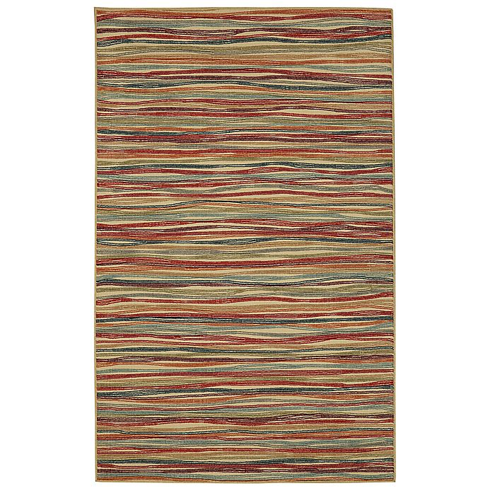 Alternate image 1 for Mohawk Home Melody 7-Foot 6-Inch x 10-Foot Multicolor Area Rug