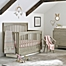 Part of the ED Ellen DeGeneres Cotton Tail Crib Bedding Collection