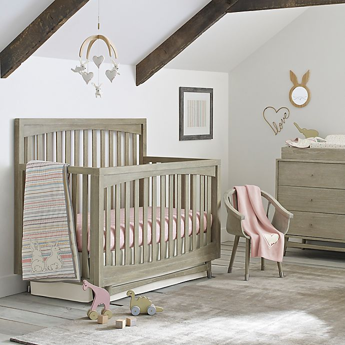 Alternate image 1 for ED Ellen DeGeneres Cotton Tail Crib Bedding Collection