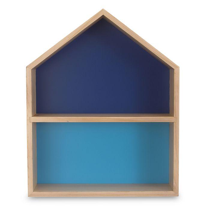 Alternate image 1 for ED Ellen DeGeneres Doodle Dog Wooden Doghouse Shelf