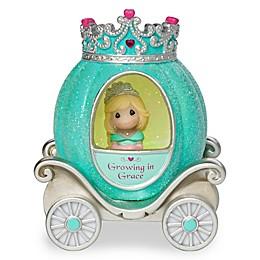 Precious Moments® Pretty as a Princess Grace Princess Carriage Light Up Figurine