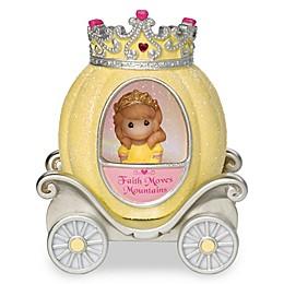 Precious Moments® Pretty as a Princess Faith Princess Carriage Light Up Figurine