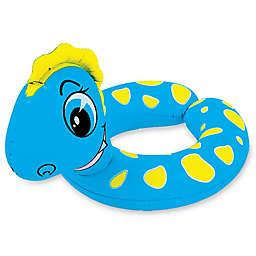 Pool Central Dragon 24-Inch Split Ring Inner Tube Float in Blue