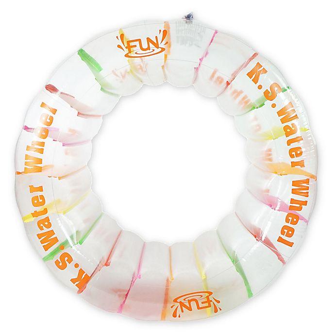 Alternate image 1 for Pool Central Kid-Ster Water Wheel Pool Float