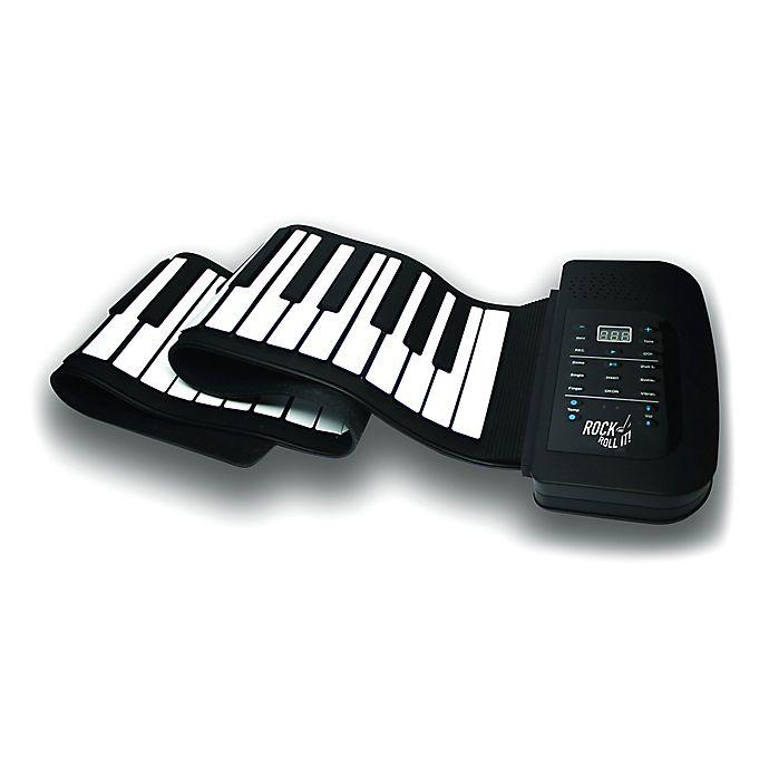Alternate image 1 for MukikiM Roll Up Studio Piano