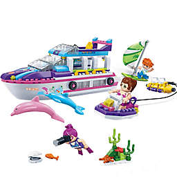 BanBao Trendy Beach Water Fun Building Set