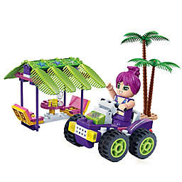 BanBao Trendy Beach Quad Building Set