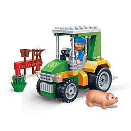 BanBao Tractor Building Set