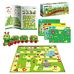 BanBao Caterpillar Fruits Building Set