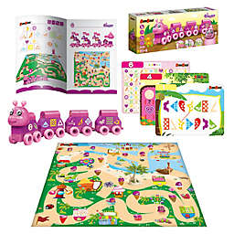 BanBao Caterpillar Symbols Building Set