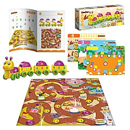 BanBao Caterpillar Numbers Building Set