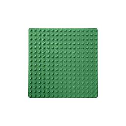 BanBao 10-Inch x 10-Inch Big Block Base Building Set in Green