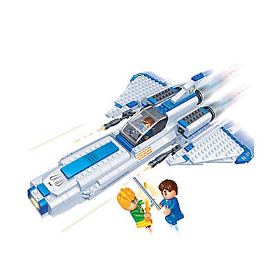 BanBao Space Fighter B-127 Building Set