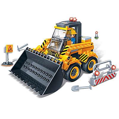 BanBao Mini Excavator Building Set