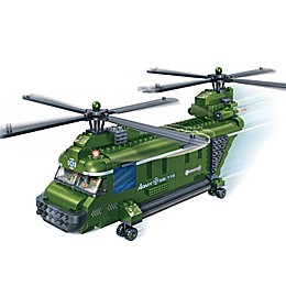 BanBao Chinook Helicopter Building Set
