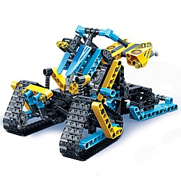 BanbBao Snow Driver Building Set